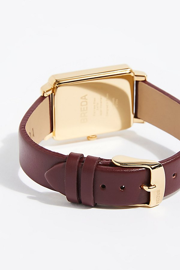Slide View 3: Baer Leather Watch