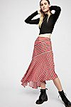 Thumbnail View 1: Luna Stripe Skirt