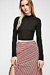 Thumbnail View 3: Luna Stripe Skirt