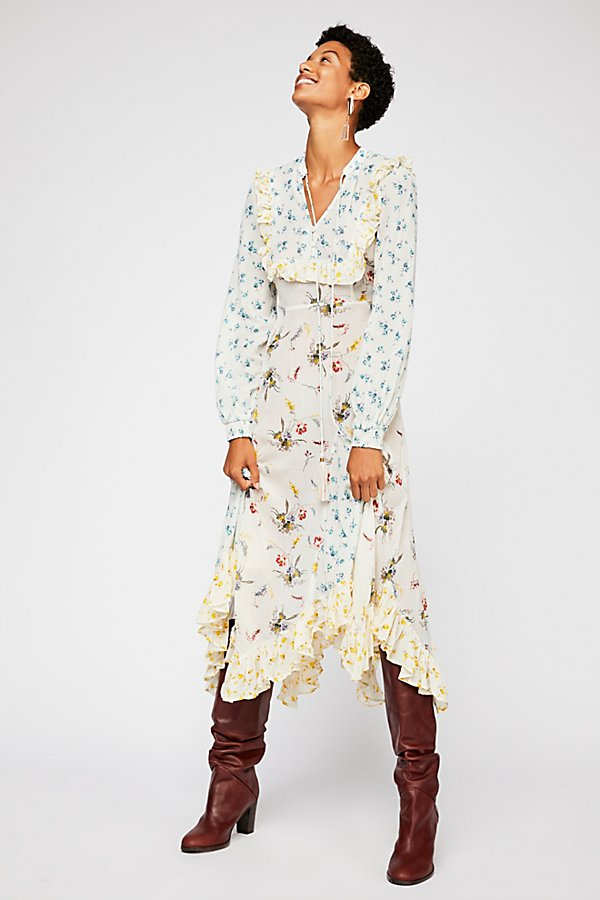 Slide View 2: Bohemian Printed Dress