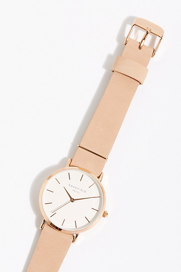 Slide View 2: West Village Suede Watch