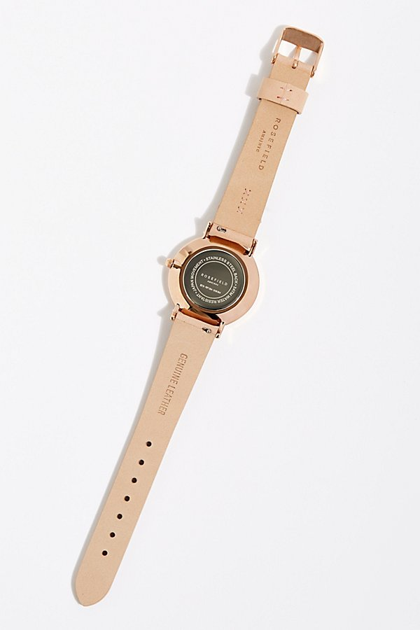 Slide View 3: West Village Suede Watch
