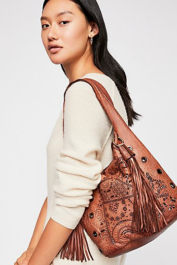 Cascade Distressed Tote