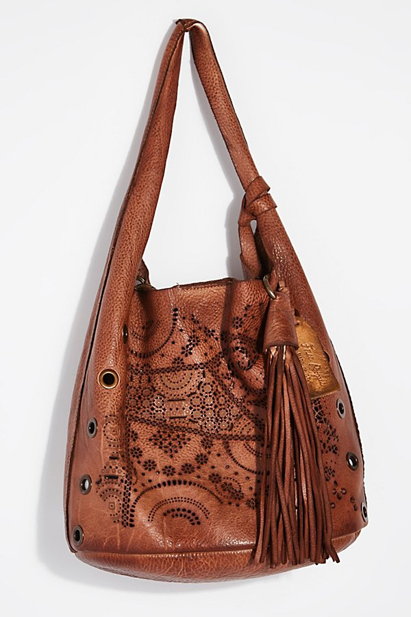Slide View 2: Cascade Distressed Tote