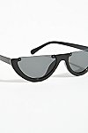 Thumbnail View 3: First Glance Half-Frame Sunglasses