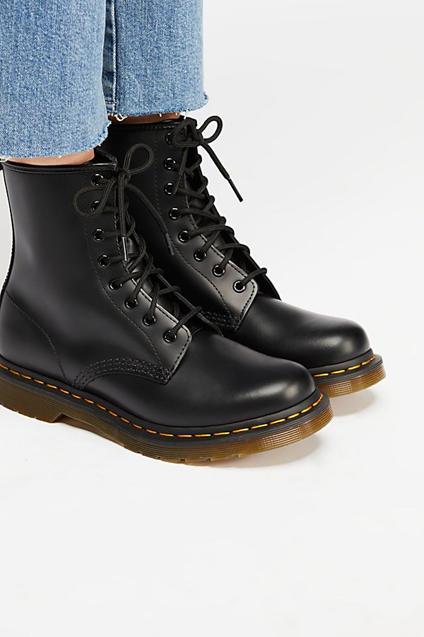 Slide View 3: Dr. Martens 1460 Lace-Up Boot