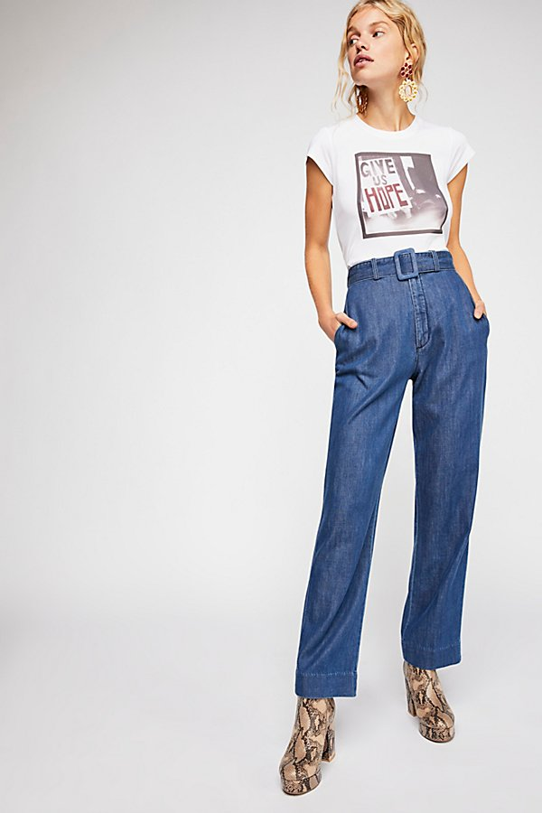 Slide View 1: Closed Milla Belted Jeans