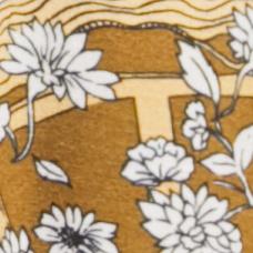 橄榄色花朵