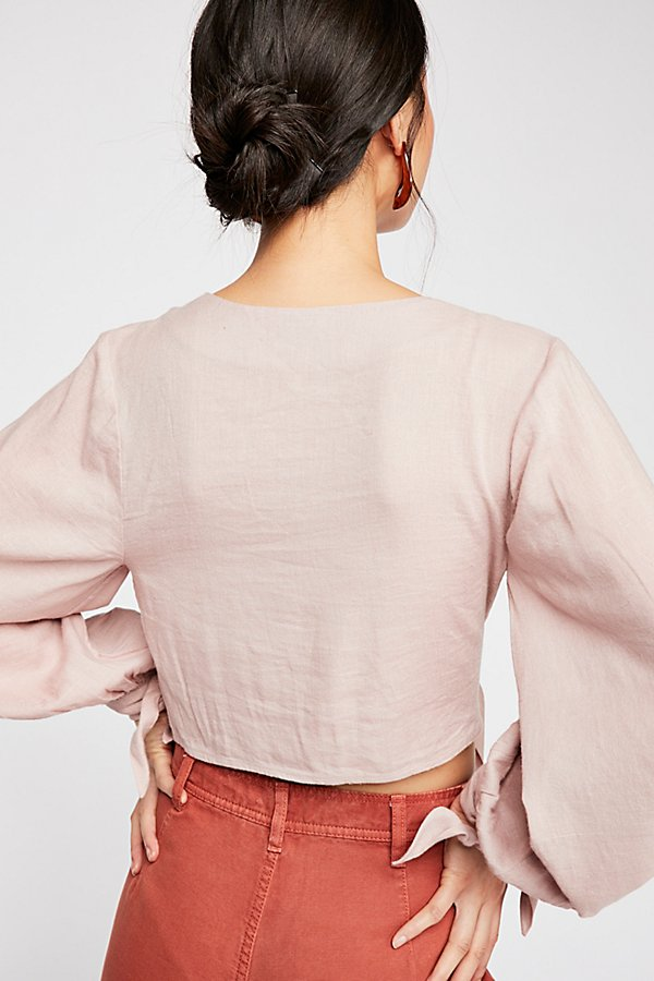 Slide View 2: Garvey Wrap Top