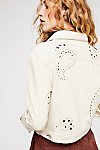 Thumbnail View 2: Eyelet Cutout Jacket