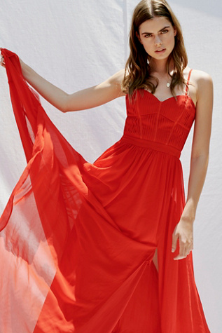 Taurus Maxi Dress by Free People