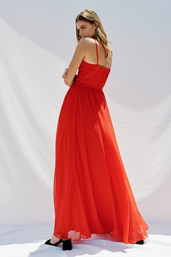 Slide View 3: Taurus Maxi Dress