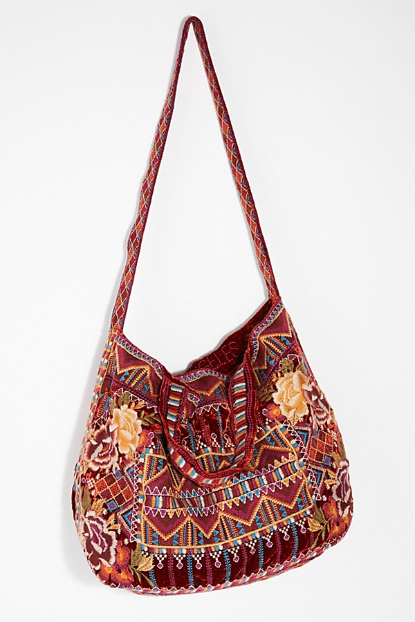 Slide View 2: Velvet Bloom Tote