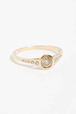 Caldera Diamond Ring by Free People