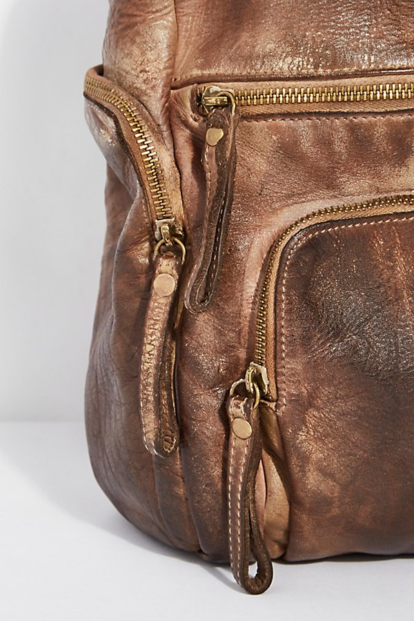 Slide View 2: Sassari Leather Backpack