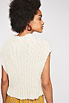 Thumbnail View 3: Twisted Cable Sweater