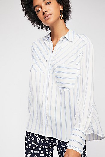 Alex Stripe Shirt