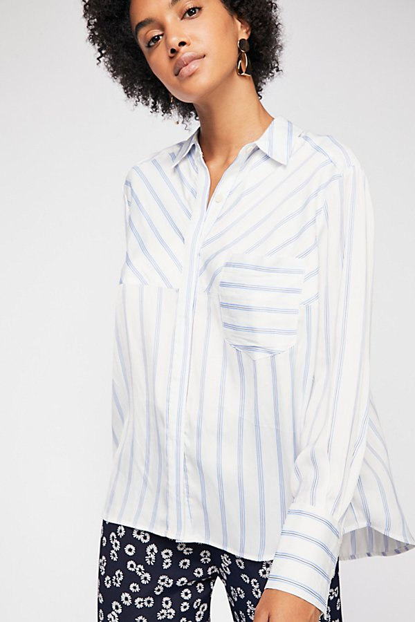 Slide View 1: Alex Stripe Shirt