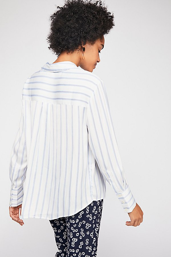 Slide View 2: Alex Stripe Shirt