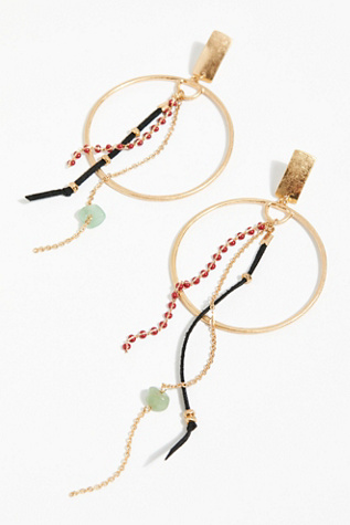 Tangier Hoop Earring by Free People