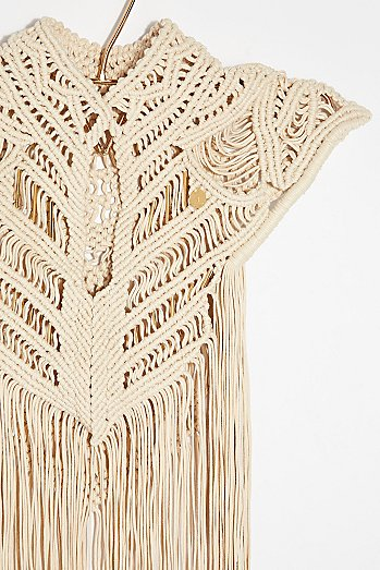 Hosu Macrame Body Piece