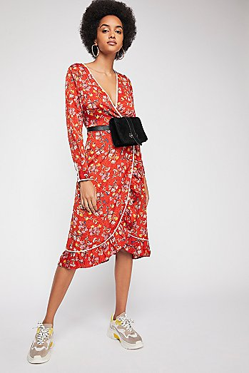 Covent Garden Midi Dress