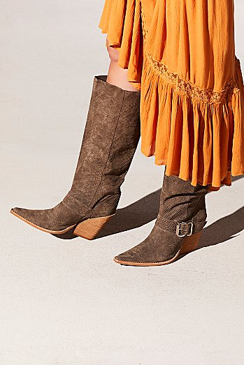 Reed Slouch Boot