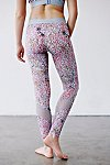 Thumbnail View 4: Twist Pointe Printed Low Rise Legging