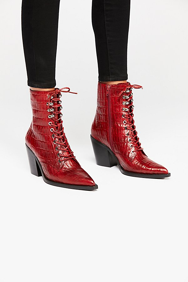Slide View 2: Desperado Lace Up Boot
