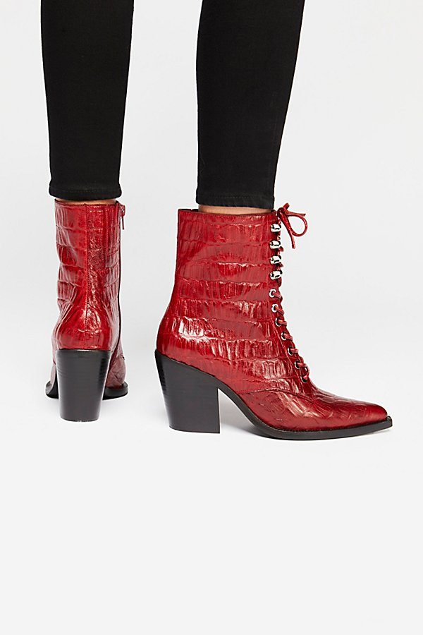 Slide View 4: Desperado Lace Up Boot