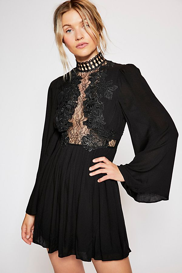 Divine Mini Dress Free People