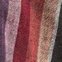 红色条纹组合