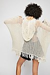 Thumbnail View 2: Sand And Sea Crochet Poncho