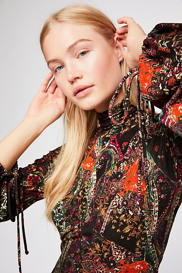 All Dolled Up Mini Dress Free People