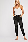 Thumbnail View 2: About A Girl High Rise Skinny Jeans