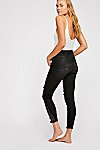 Thumbnail View 3: About A Girl High Rise Skinny Jeans