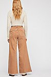 Thumbnail View 2: Super High Rise Wide Leg Jeans