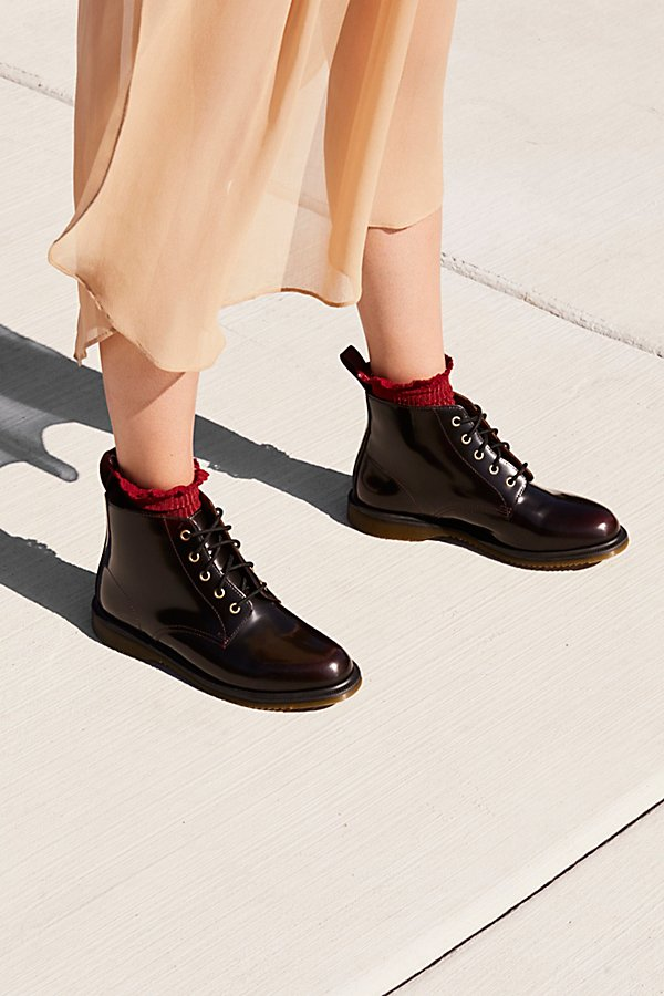 Slide View 1: Dr. Martens Emmeline Lace-Up Boot