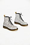 Thumbnail View 2: Dr. Martens Pascal Silver Lace-Up Boot