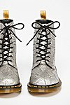 Thumbnail View 3: Dr. Martens Pascal Silver Lace-Up Boot