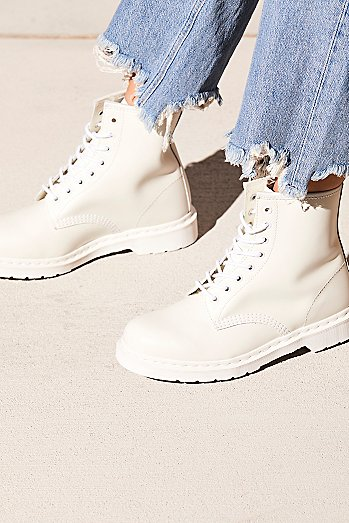 1460 Mono Lace Up Boot