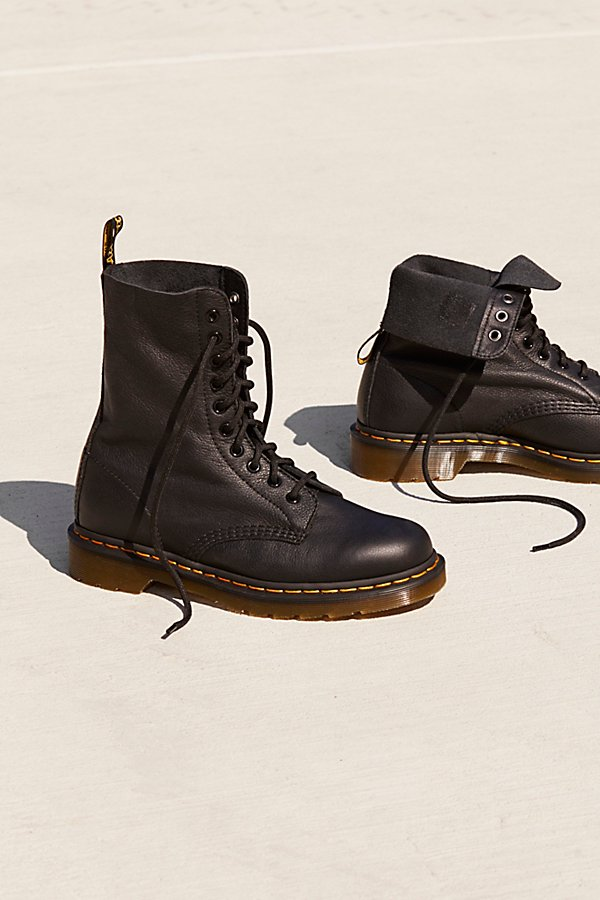 Slide View 1: Dr. Martens 1490 10 Eye Lace-Up Boot