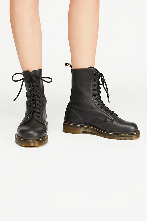 Slide View 2: Dr. Martens 1490 10 Eye Lace-Up Boot