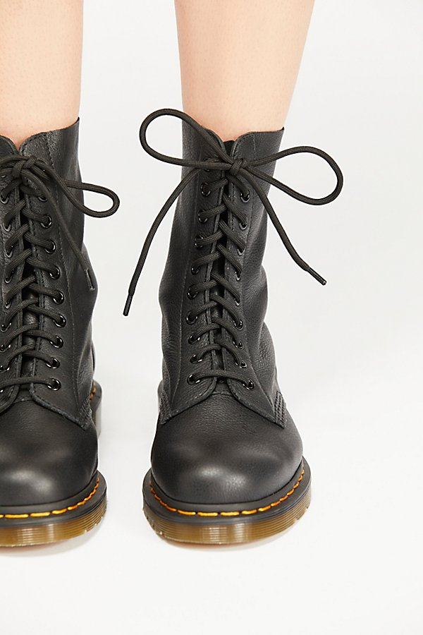 Slide View 3: Dr. Martens 1490 10 Eye Lace-Up Boot