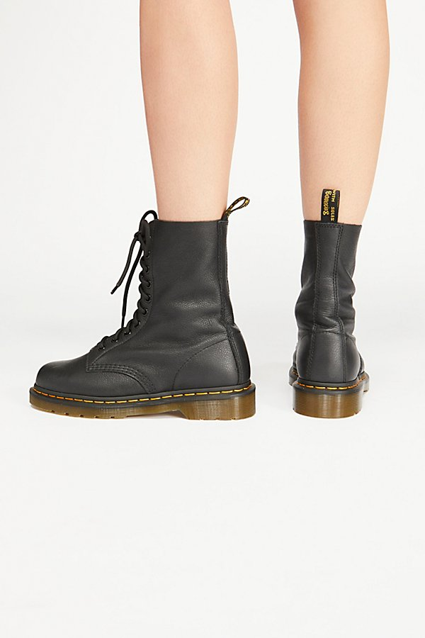 Slide View 4: Dr. Martens 1490 10 Eye Lace-Up Boot