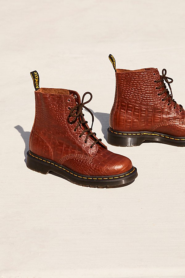 Slide View 1: Dr. Martens Pascal Croc Boot