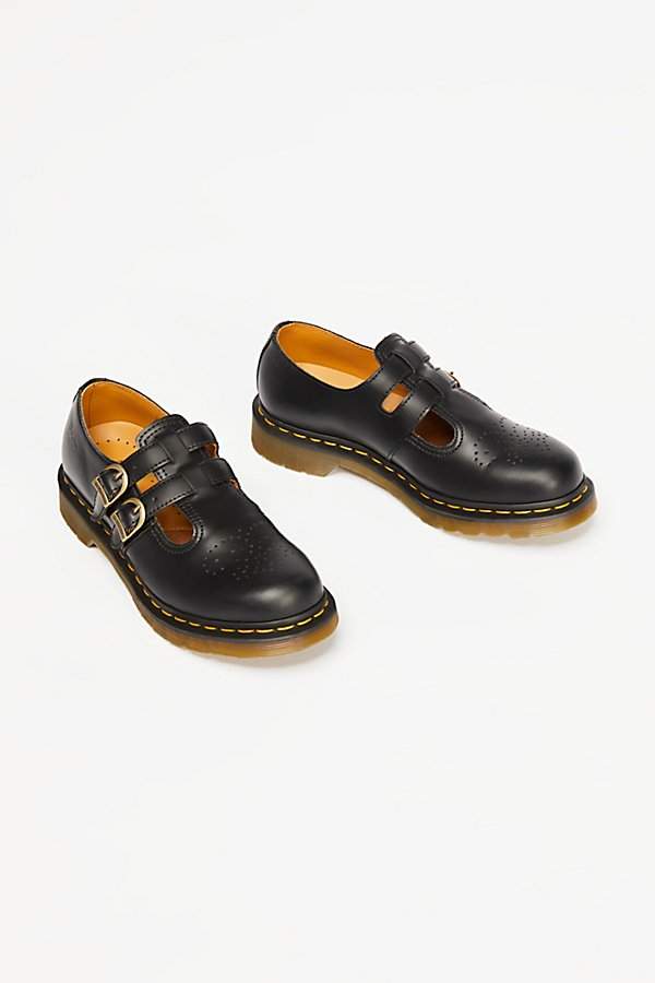 Slide View 2: Dr. Martens 8065 Mary Jane Flat