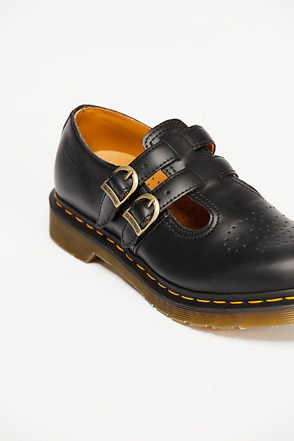 Slide View 3: Dr. Martens 8065 Mary Jane Flat