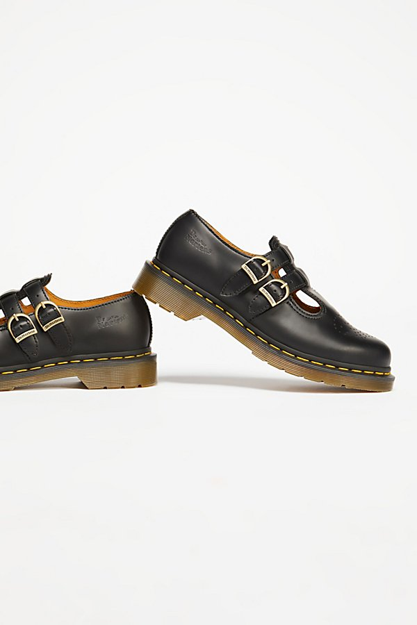 Slide View 4: Dr. Martens 8065 Mary Jane Flat