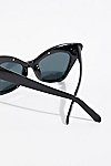 Thumbnail View 4: Florence Cat Eye Sunglasses